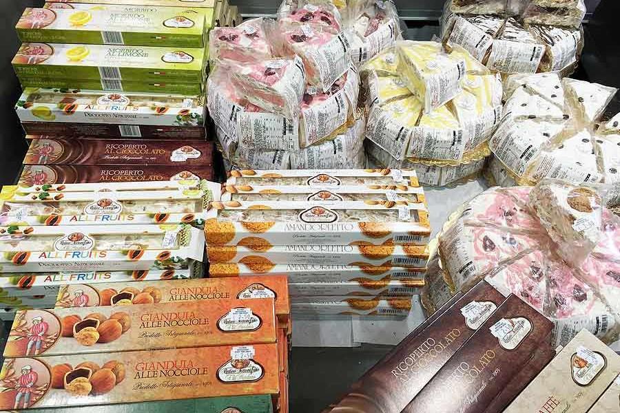 Roma chilled desserts
